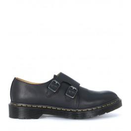 Zapato Dr Martens Core Milled Jules en piel negra