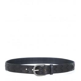 Cinturón Orciani en piel láser