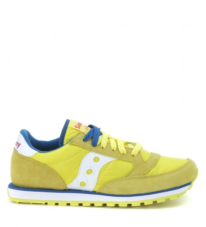 Sneaker Saucony Jazz giallo/bianco