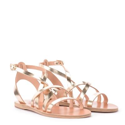 Laterale Sandalia chancla Ancient Greek Sandals Delia de piel