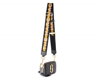 Laterale Bolso con bandolera The Marc Jacobs Snapshot Small Camera Bag negra