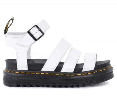 Sandalo Dr. Martens Blaire bianco