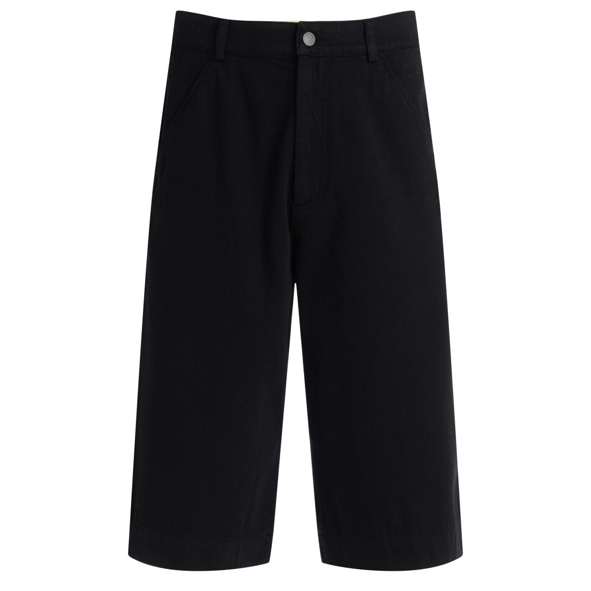 Bermuda Kenzo en coton noir - Kenzo - Modalova