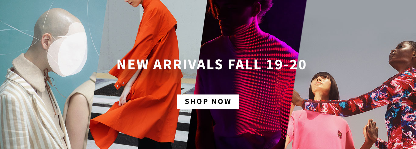 FALL 19-20 New arrivals