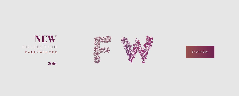 New arrivals F/W 2016